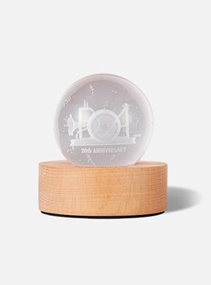 BoA 20th ANNIVERSARY CRYSTAL MOOD LIGHT