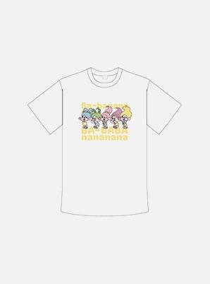 Red Velvet T-shirt WHITE - Red Velvet Loves GOOD LUCK TROLLS (SUMMER Ver.)