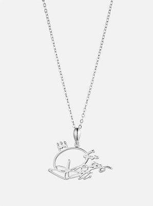 SHINDONG ARTIST BIRTHDAY NECKLACE