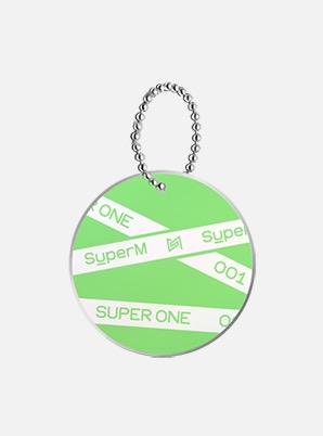 SuperM RANDOM KEYRING -  Super One