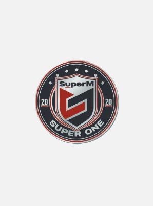SuperM BADGE - Super One
