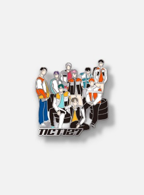 NCT 127 DIY PIN - NCT #127 Neo Zone: The Final Round