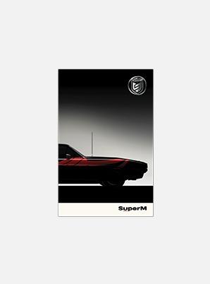 SuperM MINI BROCHURE + PHOTO CARD SET - SuperM x MARVEL