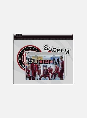 SuperM STICKER PACK - Super One