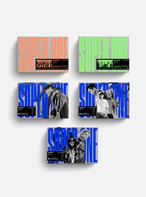 SuperM The 1st Album - Super One (Random cover ver.)