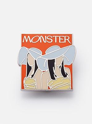 Red Velvet - IRENE & SEULGI DIY PIN - Monster