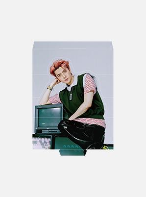EXO-SC A4 POP-UP CARD - 10억뷰