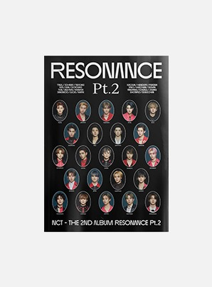 NCT The 2nd Album RESONANCE Pt.2 (Arrival Ver.)