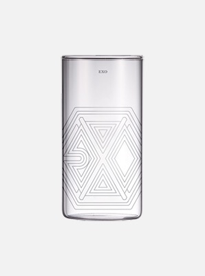 EXO ARTIST FANLIGHT GLASS