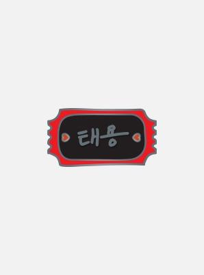 NCT DIY PIN - AUTOGRAPH PIN