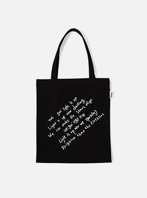 NCT DREAM ECO BAG - NCT DREAM x World Scout Foundation