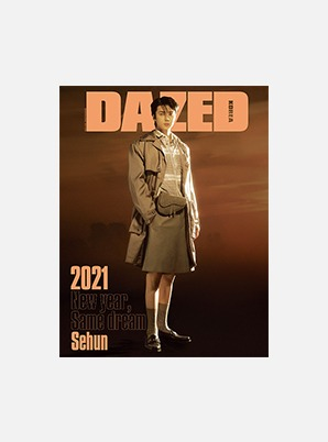 SEHUN DAZED & CONFUSED (B ver.) - 2021-01
