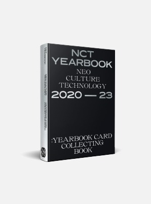 NCT YEARBOOK - Card Collecting Book