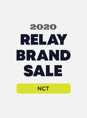 [RELAY BRAND SALE] NCT 2nd WEEK SPECIAL PRICE - 990