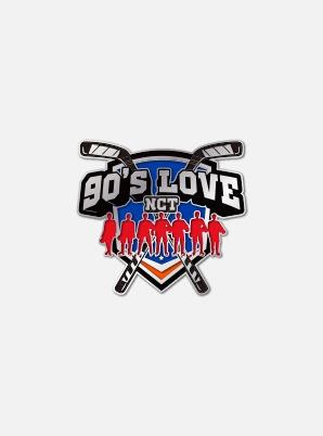 NCT U DIY PIN - 90's Love