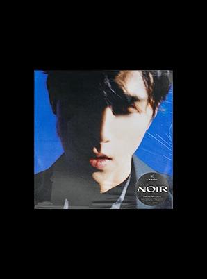 U-Know The 2nd Mini Album - NOIR (LP Ver.)
