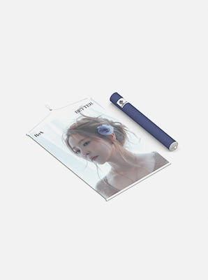 BoA WALL SCROLL POSTER - BETTER