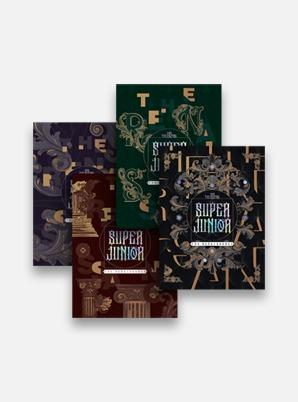 SUPER JUNIOR The 10th Album - The Renaissance(The Renaissance Style)