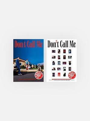 SHINee The 7th Album - 'Don't Call Me'(PhotoBook Ver.) (Random cover ver.)