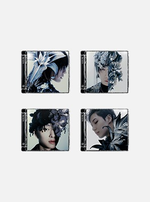SHINee The 7th Album - 'Don't Call Me' (Jewel Case Ver.) (Random cover ver.)