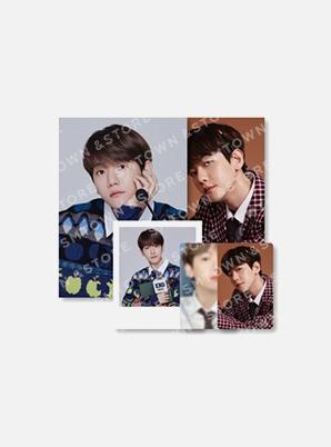 EXO 2021 SEASON'S GREETINGS PHOTO PACK
