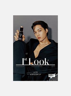 KAI 1st Look vol.216 (A Ver.) - 2021-04