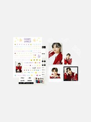 SHINee Beyond LIVE - SHINee : SHINee WORLD - DECO STICKER + PHOTO SET