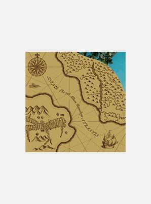 SHINee The 7th Album Repackage - Atlantis (Random cover ver.)