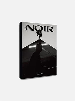 U-Know POSTCARD BOOK - NOIR