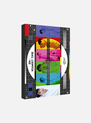 XIUMIN POSTCARD BOOK - 2021 ON : XIUWEET TIME