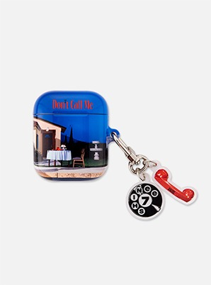 SHINee AIRPODS CASE + KEYRING - Don't Call Me