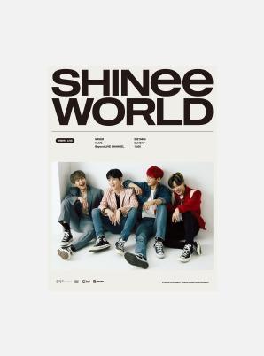SHINee Beyond LIVE - SHINee : SHINee WORLD Live Streaming