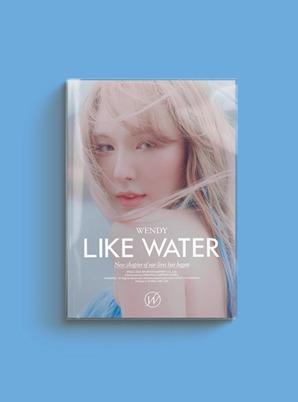 WENDY The 1st Mini Album - Like Water (Photo Book Ver.)
