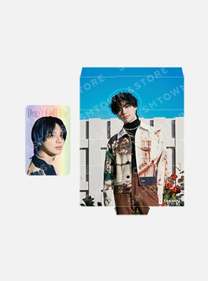 SHINee HOLOGRAM PHOTO CARD SET - Don't Call Me