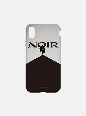 U-Know ARTIST CASE - NOIR