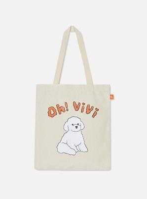 SEHUN SPAOFRIEN:DS X Oh! ViVi - ECO BAG (IVORY)