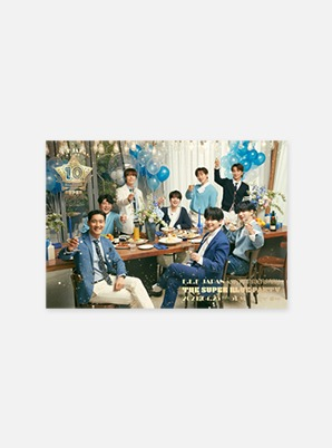 SUPER JUNIOR Beyond LIVE – E.L.F-JAPAN 10th Anniversary ~The SUPER Blue Party~ Live Streaming