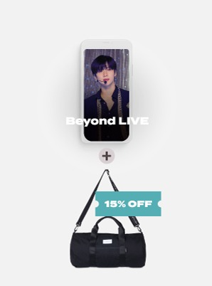 Beyond LIVE - TAEMIN : N.G.D.A [SHINee WORLD ACE ONLY] Live Streaming + BOSTON BAG