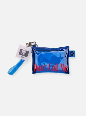 SHINee POUCH&KEYRING - Don't Call Me