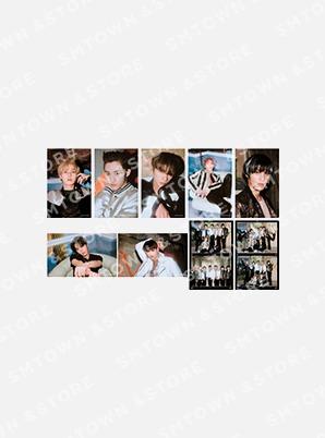 WayV 4X6 PHOTO SET - Kick Back