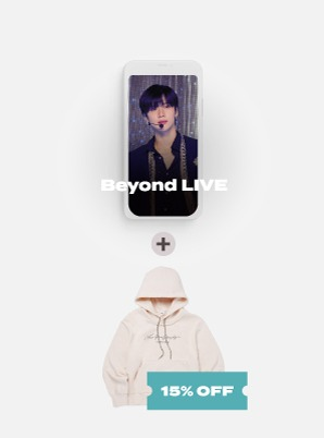 Beyond LIVE - TAEMIN : N.G.D.A [SHINee WORLD ACE ONLY] Live Streaming + HOODIE