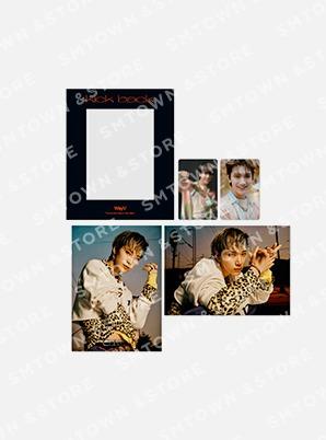 WayV AR PHOTO CARD + PHOTO FRAME SET - Kick Back