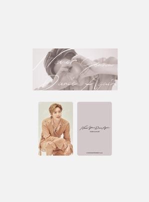 Beyond LIVE - TAEMIN : N.G.D.A FLIP BOOK + PHOTO CARD SET [A ver.]