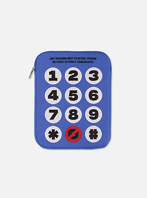 SHINee TABLET POUCH - Don't Call Me