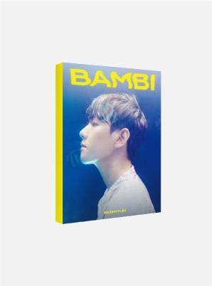 BAEKHYUN POSTCARD BOOK - Bambi