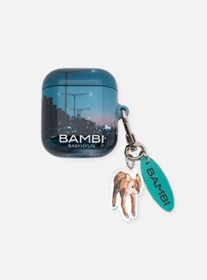 BAEKHYUN AIRPODS CASE + KEYRING - Bambi