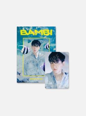 BAEKHYUN 3D LENTICULAR CARD SET  - Bambi
