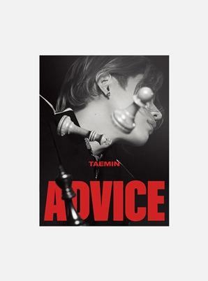 TAEMIN The 3rd Mini Album - 'Advice'