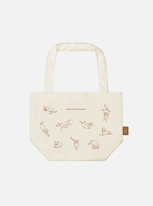 WayV MINI ECO BAG - Our Home : WayV with Little Friends