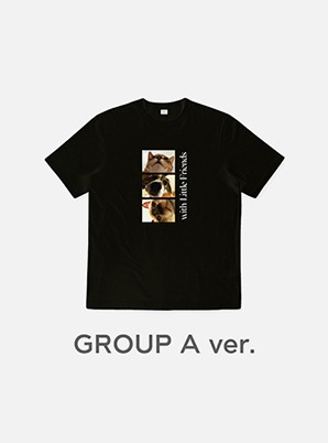 WayV T-SHIRT - Our Home : WayV with Little Friends